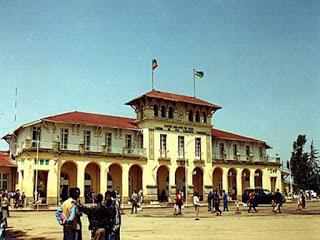 Legehar Train Station